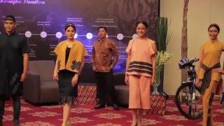JNE 25th Merangkai Nusantara Event 2015  By Genezys