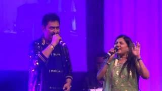 Kumar Sanu & Sadhana Sargam Live Sydney - Dard karara - Dum laga ke haisha