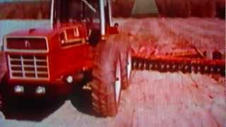 the all new 88 Series International Harvester 2+2 Tractors from IH