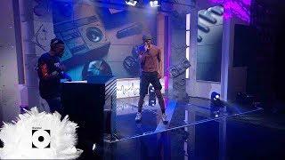 DJ Mshega and Ziyan perform How Do You Feel   Massive Music   Channel O