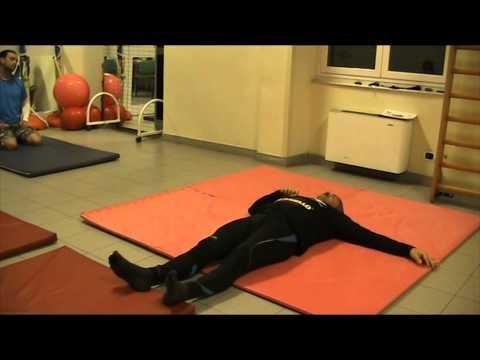 Trattamento della casa articolazione della spalla