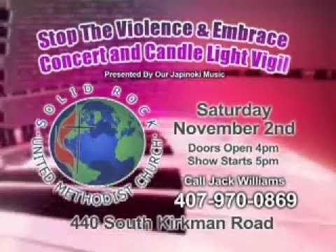 2013 Stop the Violence Concert Promo Spot-Alvin Bell, The Daytonaires