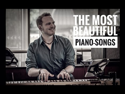 The Most Beautiful Piano Songs - 20 Famous Pop-Songs in 5 Min (Adele, John Legend, Yiruma,...)