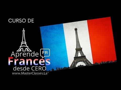 Aprender FRANCES ONLINE | Aprender a hablar Frances | Aprender Frances DESDE Cero