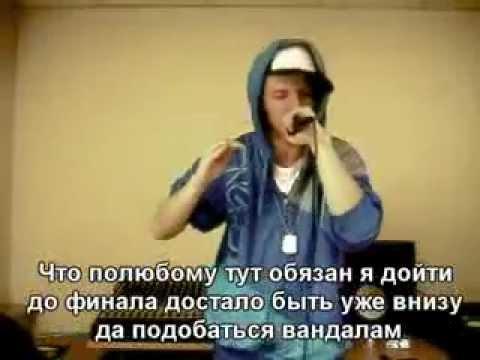 DragN демонстрирует fast flow,Самый быстрый репер на русском!