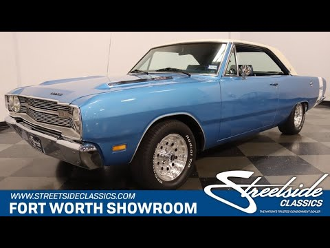 1969 Dodge Dart (CC-1419511) for sale in Ft Worth, Texas