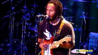 "ZIGGY MARLEY ""Let Jah Will Be Done"" Melkweg, Amsterdam 2011"