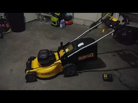 Dewalt 2x20v Lawn Mower Review