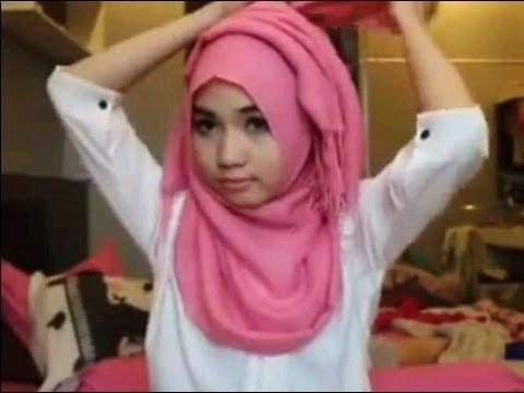 Video Cara Memakai Jilbab Ala Arab Cantik