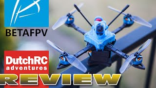 "BetaFPV X-Knight - ULTRA Light 4"" Racer - REVIEW"