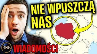 Unia WSTRZYMUJE certyfikaty! Polacy NIE WYJADĄ z kraju | WIADOMOŚCI