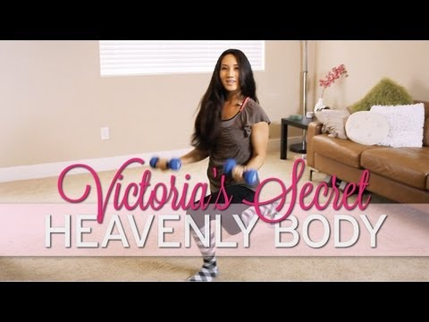 Heavenly body, Victoria's Secret Workout.
