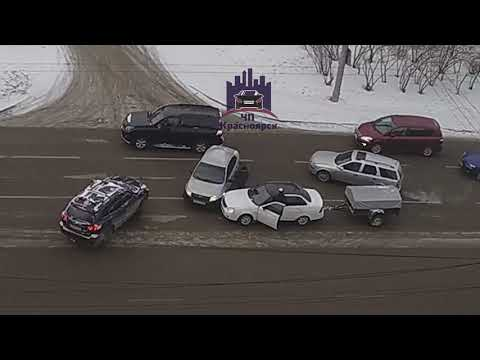 Маерчака 13.02.2019 ЧП Красноярск