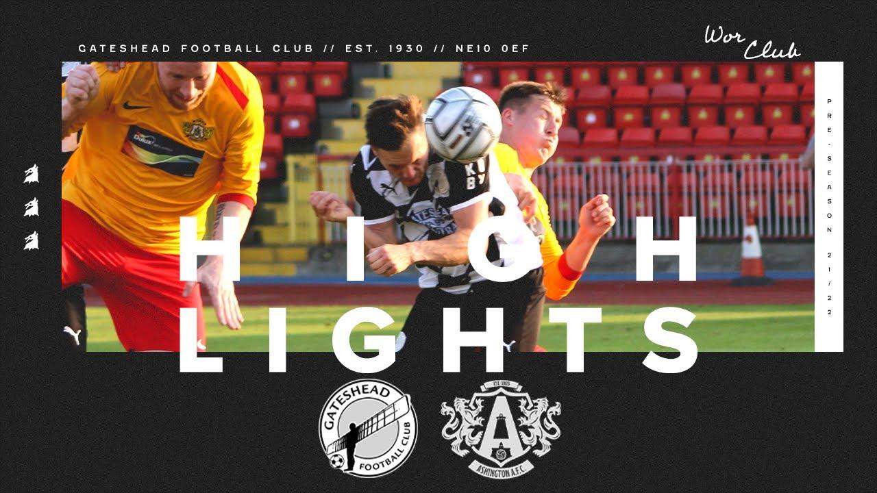 Gateshead FC 9-0 Ashington