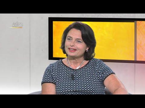 Véronique Imbert : Rencontre inattendue du Créateur