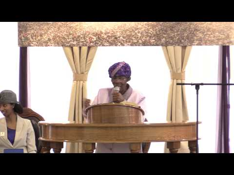 Apostolic Preaching – Sound Doctrine (Women's Sunday)