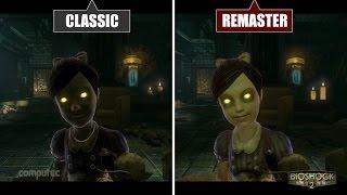 Bioshock: The Collection Remaster vs. Original - Grafikvergleich