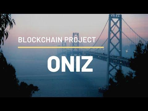 ONIZ - Децентрализованный фонд для привлечения капитала и создания проектов