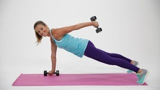 The Ultimate 5-Minute Tank-Top Workout by POPSUGAR Fitness