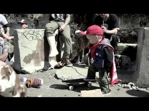 "Absent Minds - ""Krusty Kids"" Official Music Video"
