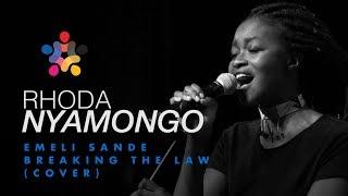 Emeli Sandé - Breaking The Law (Cover) - Rhoda Nyamongo