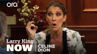 Celine Dion Shows Larry Her Vocal Warm-Ups - YouTube