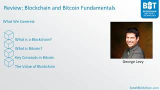 031 Blockchain and bitcoin fundamentals - Course Review and Valuable Free Resources