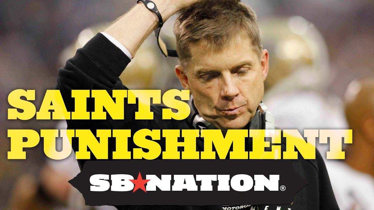 Saints Punishment For Bounty Program Includes Sean Payton Suspension thumbnail