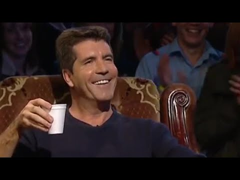 Simon Cowell Interview & Lap – BBC