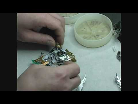 Sony DCR-IP5 DCR-IP7 Micro MV Repair Video