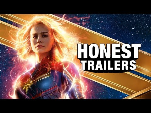 Download Honest Trailers | Captain Marvel HD Mp4 3GP Video and MP3