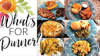 *NEW* | WHAT'S FOR DINNER? || PLUS HUGE ANNOUNCEMENT | Cook Clean And Repeat