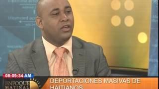 Entrevista al abogado Juan Alberto Francisco en Enfoque Matinal