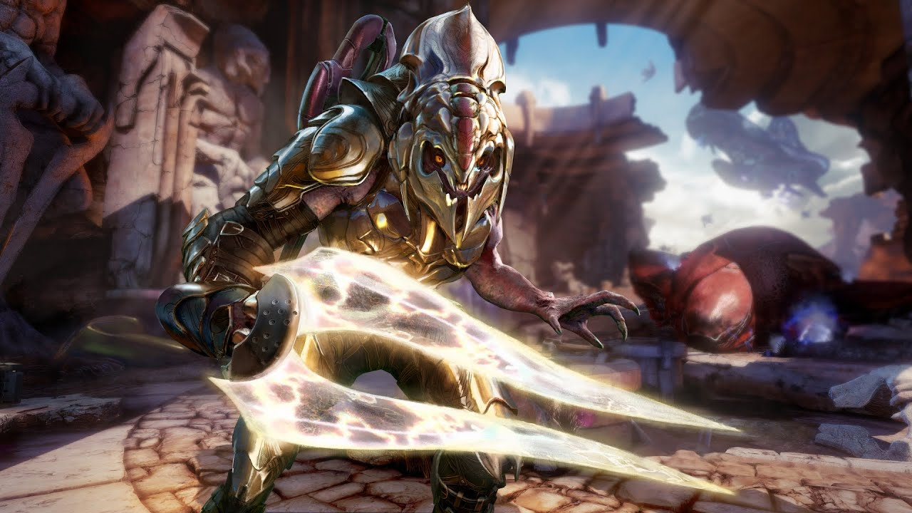 Video for Arbiter and Tusk Join the Fray in Killer Instinct: Season 3 for Xbox One and Windows 10