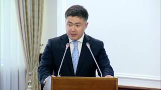 Тимур Сулейменов о системе защиты прав потребителей