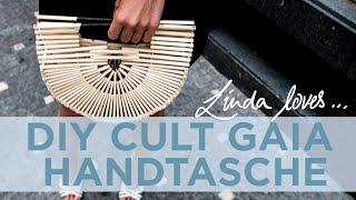 DIY Handtasche aus Sushistäbchen - CULT GAIA selber machen