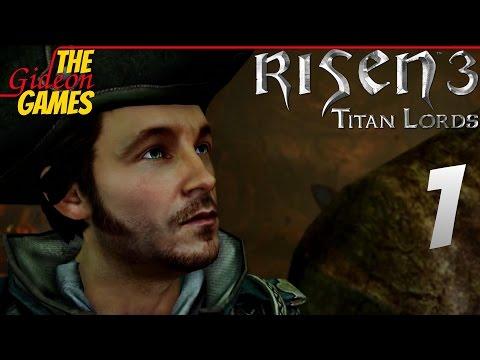 Прохождение Risen 3: Titan Lords [HD PC] - Часть 1 (Тайны Крабового берега)
