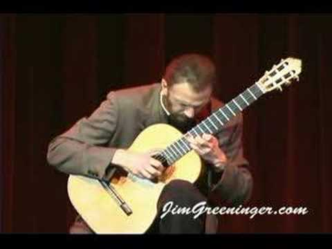 Classical/guitar, Jim Greeninger, Recuerdos de la Alhambra