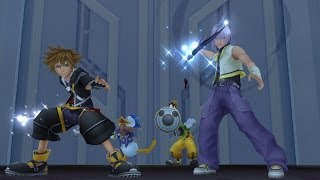 KINGDOM HEARTS HD 2.5 ReMIX LIMITED EDITION [PS3] video