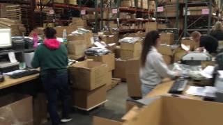 KUIU - Warehouse Mannequin Challenge: Black Friday Sale