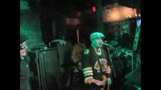 Dropkick Murphys - The Spicy McHaggis Jig @ Lansdowne Pub in Boston, MA (3/17/14)