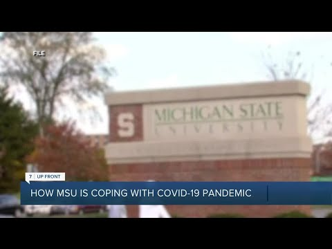 MSU President Samuel Stanley on COVID-19, virtual learning and Big 10 football