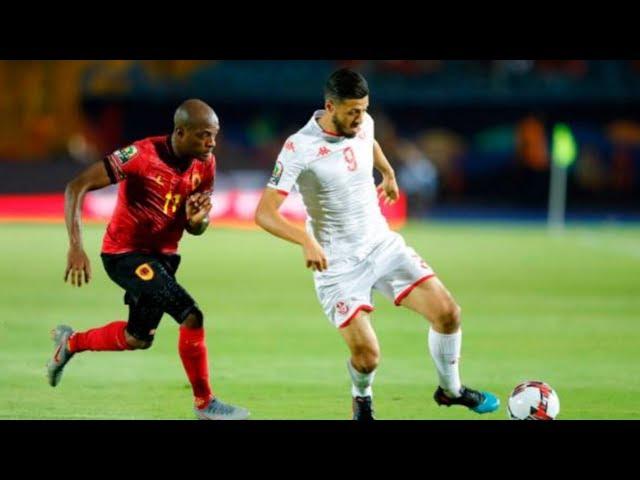 AFCON 2019 | Tunisia vs Angola | Highlights