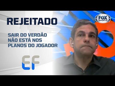 PALMEIRAS: JOGADOR RECUSA PROPOSTA DO FUTEBOL ÁRABE | Expediente Futebol