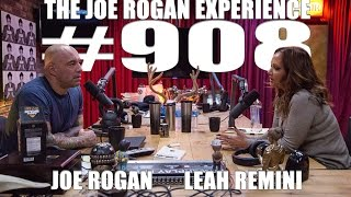 Joe Rogan Experience #908 - Leah Remini