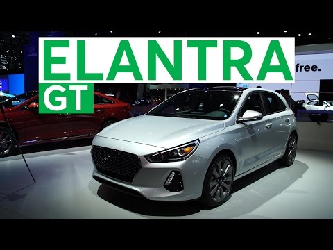 2018 Hyundai Elantra GT Preview | Consumer Reports