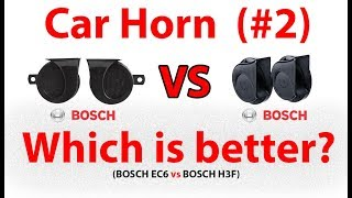 Bosch symphony horns installation on pulsar 220 most popular videos bosch h3f car horn comparison 2 swarovskicordoba Gallery