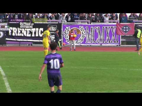 ASU Poli Timisoara – Olimpia Satu Mare 1-1