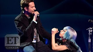 Lady Gaga And Bradley Cooper Sing 'Shallow' Live