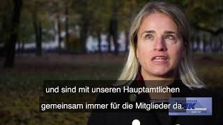 Video: Verena Bentele zum Internationalen Tag des Ehrenamts